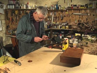 Leather Craft Repair - Pt 3