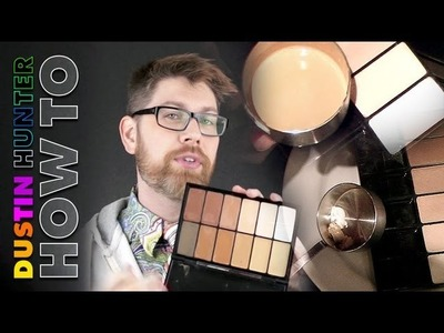 MAC DIY Custom Foundation.Concealer Palette: Video Tutorial