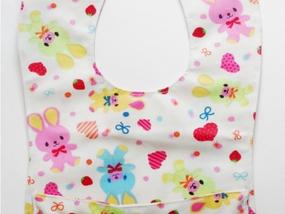 Make a Simple Baby Bib - DIY Crafts - Guidecentral