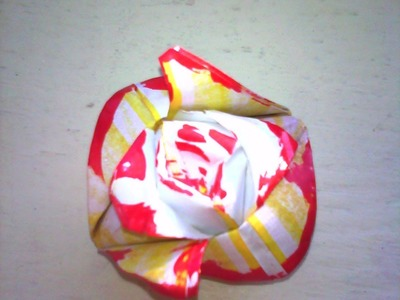 Origami Rose for Mothers' Day