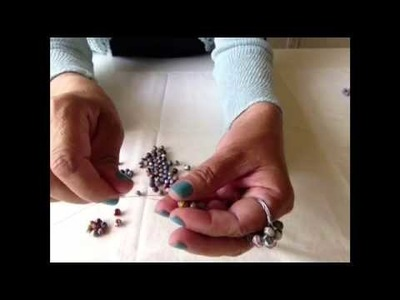 Paper Bead Blooms