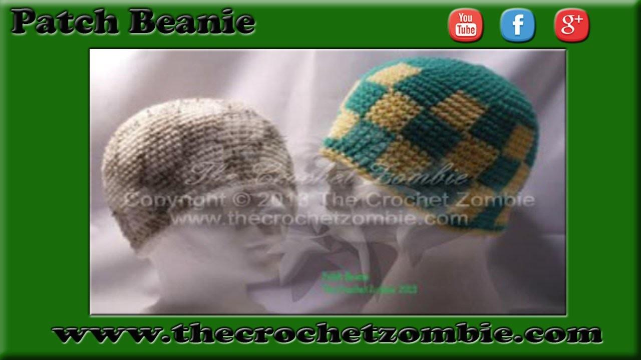 Patch Beanie Tutorial 2013-01-21