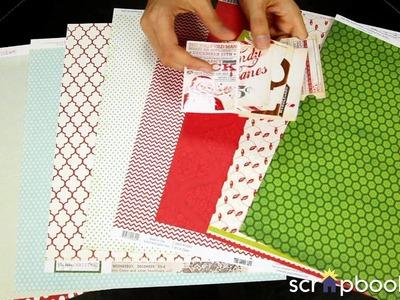 Scrapbook.com Kit Club - O'Christmas Tree Kit