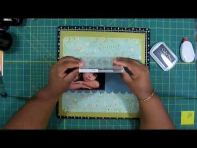 Scrapbook Tutorial 7-24-09 [Part 1]
