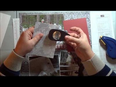 Scrapbooking - January 2012: Episode 38 Part II