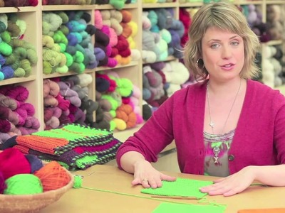 Share the Warmth: Brett Bara Shows You How To Crochet