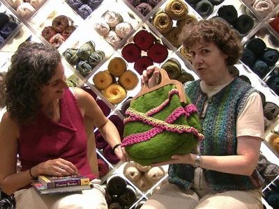 Talks from the Yarniverse with Edie Eckman