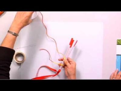 The Joy of Crafting 160.2 - Cording Straw Lei