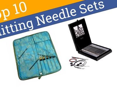 10 Best Knitting Needle Sets 2015