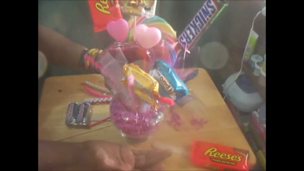 118 - DIY - Candy Bouquet