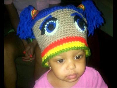 Bo on the Go! Crochet Hat