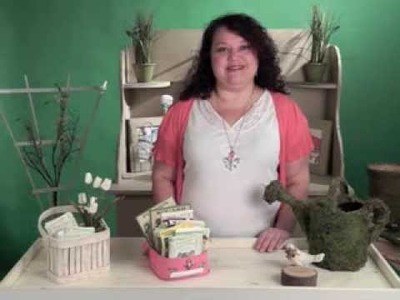 Country Sampler's Decorate with Crafts: Adding Springtime Touches to Your Home