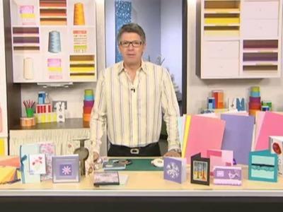 Create and Craft TV – Presenter Dean Wilson