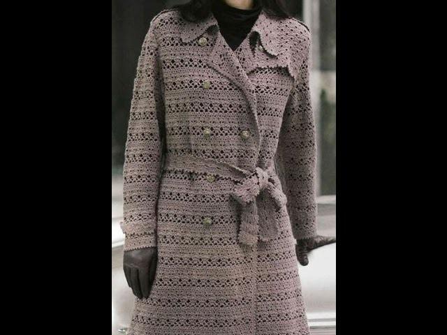 Crochet jacket simplicity patterns 1