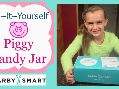 DIY DARBY SMART CANDY JAR & MOVIE GIVEAWAY WINNERS!!!