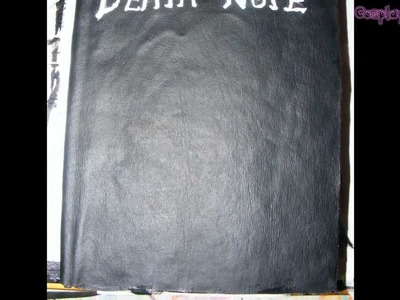 DIY-Death Note Tablet Cover