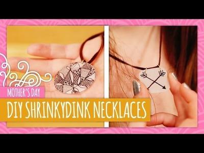 DIY Mother's Day Shrinkydink Necklaces - HGTV Handmade