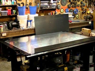 Diy Diy Sheet Metal Brake Diy Sheet Metal Brake Healthy