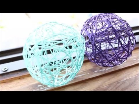 DIY: string.Yarn Balls