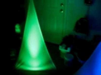 DIY Uplighting Triangles w. Uplighting