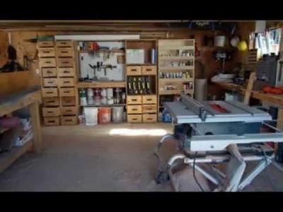 Easy DIY garage projects ideas