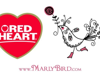 Hello Red Heart, my name is Marly Bird