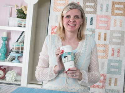 How to Make a Coffee Koozie - Quick DIY Project  - Fat Quarter Shop