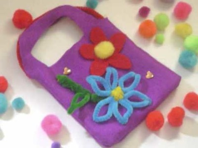 How to make a cute bag for your princess - EP
