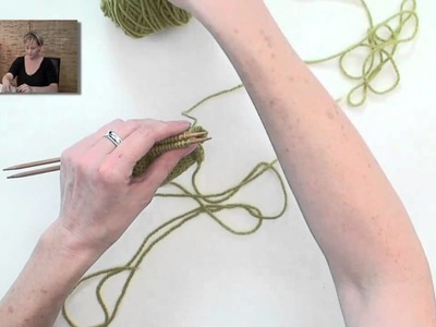 Knitting Help - 3-Needle Bind-Off