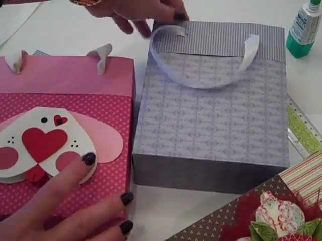Make Your Own Gift Bag!