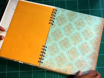 My SMASH book the DIY way- Part 2