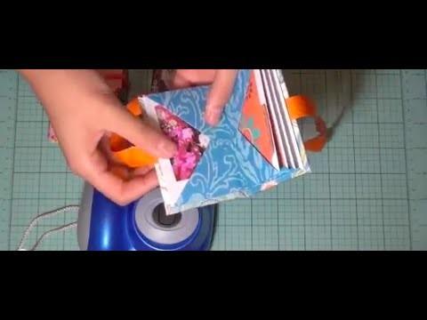 Part 1: DIY Photo Album for Polaroid.Instax Mini