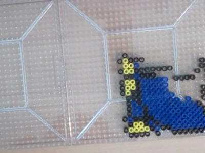 PERLER BEADS: Final Fantasy - Black Mage