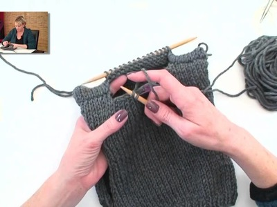 Quick-Knit Hoodie - Part 2