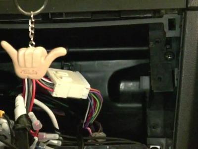 SUBARU WRX TR - Playstation 2 install - TUTORIAL DIY
