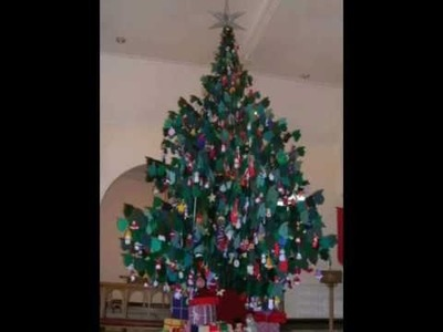 The Knitted Christmas Tree