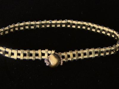 Beaded Loop Bracelet