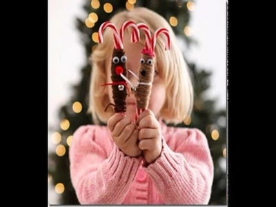 Christmas crafts for kids pinterest