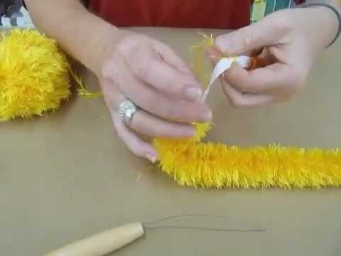 Crankin' Out Crafts -ep83 Single Straw Lei