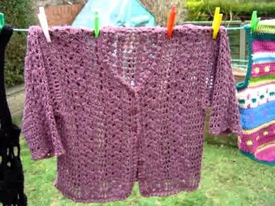 Crochet ladies sweaters more from Urbangypsycrochet