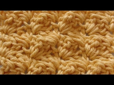 Crochet Ripple Stitch - How to Crochet Ripple Stitch
