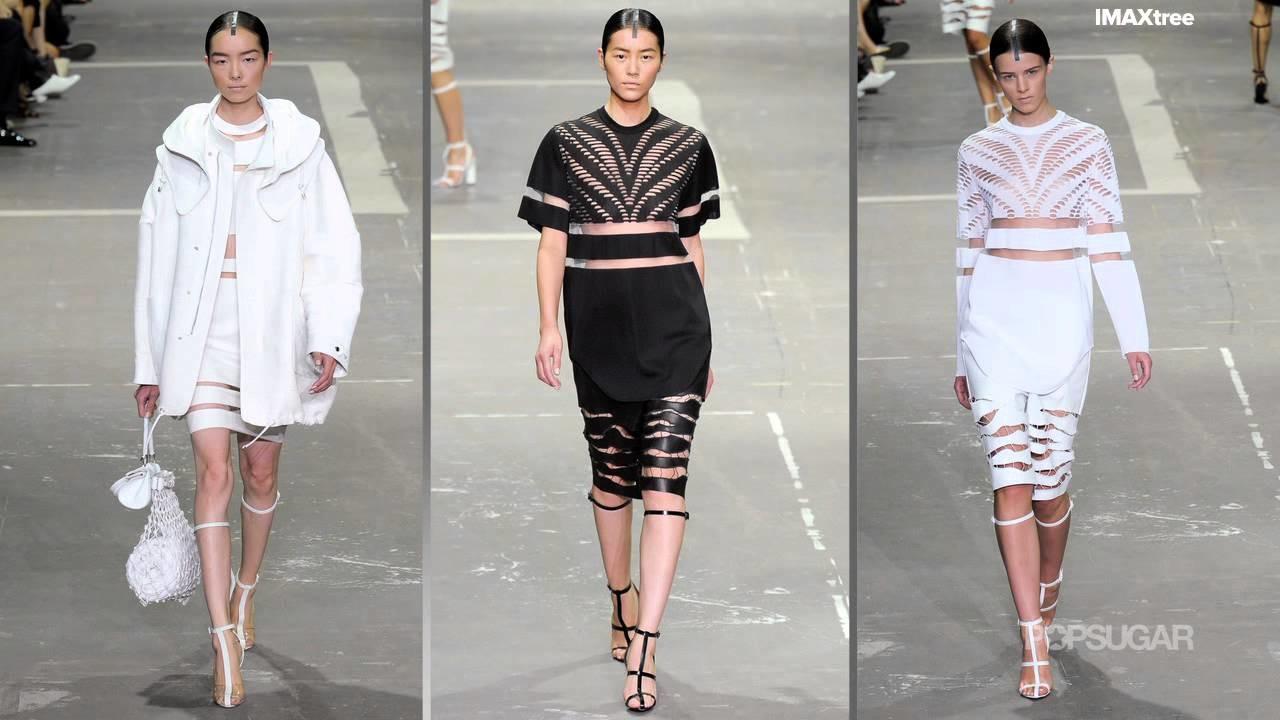 DIY Fashion   How to Create an Illusion Hem Skirt