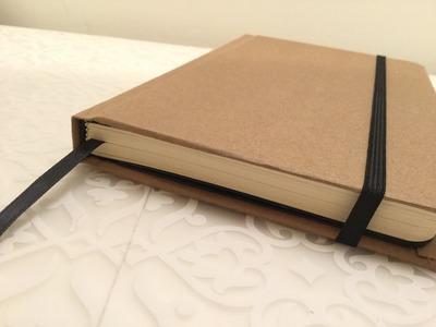 DIY Moleskine Journal.Sketchbook Textblock (Part 1)