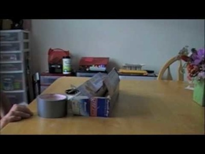 DIY Softbox Light for under 20$