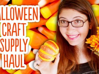 Halloween.Autumn Craft Supply Haul!