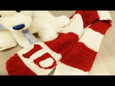 How to Make a One Direction Scarf