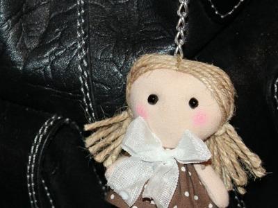 Make a Cute Miniature Doll - DIY Crafts - Guidecentral