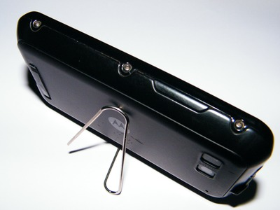 Make a DIY Phone Stand Using Just a Paper Clip - $0, 2min Mobile Phone Stand
