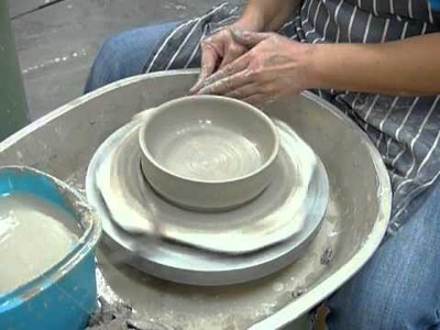 Making a Plate without Centering - Clay Craft Malaysia