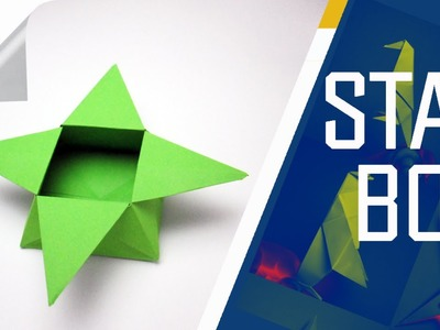 Origami - How To Make An Origami Star Box